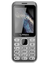 SIGMA X-style 33 Steel (Grey)
