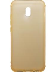 Чохол посилений матовий Xiaomi Redmi 8a (жовтий)