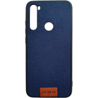 Чехол Remax Tissue Xiaomi Redmi Note 8T (темно-синий)