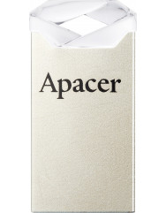 Флешка USB Apacer AH111 32Gb (Crystal)