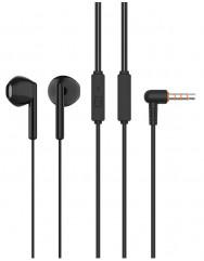 Вакуумні навушники-гарнітура Celebrat G6 (Black)