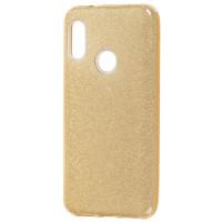 Чехол Shine Xiaomi Mi A2 lite (золотой)