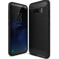 Чехол Carbon Samsung Galaxy S8 (black)