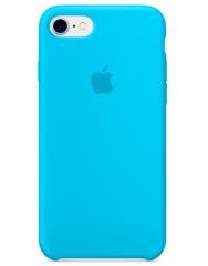 Чохол Silicone Case iPhone 7/8/SE 2020 (блакитний)