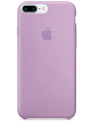 Чохол Silicone Case iPhone 7/8 Plus (лавандовий)