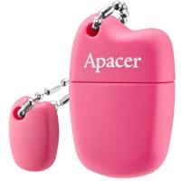 Флешка USB Apacer AH118 16Gb (Pink)