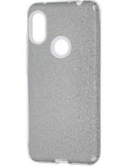 Чохол Shine Xiaomi Redmi Note 6 Pro (срібний)