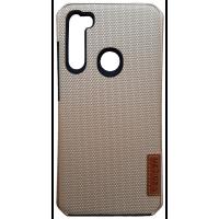 Чехол SPIGEN GRID Xiaomi Redmi Note 8 (золотой)