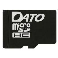 Карта памяти Dato micro SD 32gb (4cl)  + адаптер