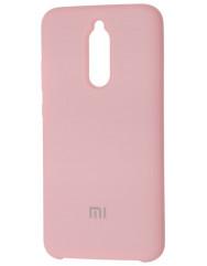 Чехол Silky Xiaomi Redmi 8 (персик)