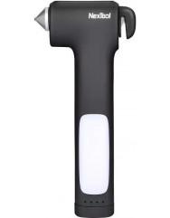 Аварійний молоток Nextool Multifunctional survival hammer (Black)