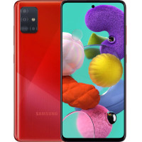 Samsung A515F Galaxy A51 4/64 (Red) EU - Официальный