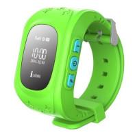 Детские GPS-часы Q50 OLED (Green)