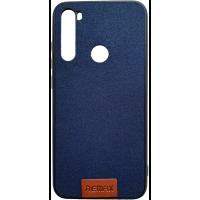 Чехол Remax Tissue Xiaomi Redmi Note 8 (темно-синий)