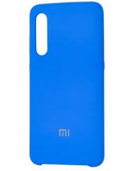 Чохол Silky Xiaomi MI 9 SE (синій)
