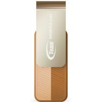 Флешка USB Team C143 128Gb USB 3.0 (Brown)