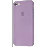 Чехол Silicone Case iPhone 7/8 (лавандовый)