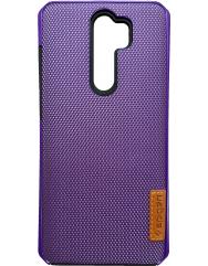 Чехол SPIGEN GRID Xiaomi Redmi Note 8 Pro (фиолетовый)