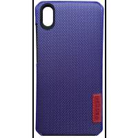 Чехол SPIGEN GRID Xiaomi Redmi 7а (темно-синий)