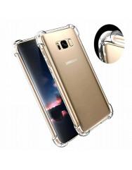 Чохол посилений для Samsung Galaxy S8 + (прозорий)