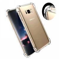 Чехол усиленный для Samsung Galaxy S8+ (прозрачный)