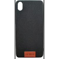 Чехол Remax Tissue Xiaomi Redmi 7a (черный)
