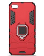 Чохол Armor + підставка iPhone 6 / 6s (червоний)