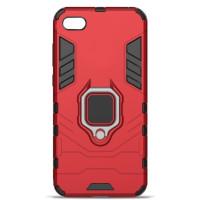 Чехол Armor + подставка iPhone 6/6s (красный)