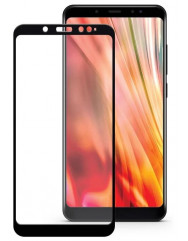 Стекло Xiaomi Redmi S2 (5D Black) 0.33mm