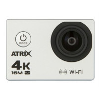 ATRIX ProAction A30 4K Ultra HD (silver)