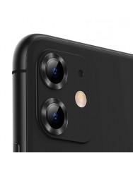 Гнучке ультратонке скло Epic на камеру Apple Iphone 11 (Black)