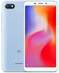 Xiaomi Redmi 6A 2/16GB (Blue) EU - Global Version
