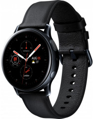 Смарт-часы Samsung SM-R830 Galaxy Watch Active 2 40mm Stainless steel (Black)