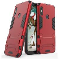 Чехол Skilet Xiaomi Redmi Note 5 (красный)