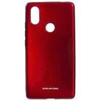 Чехол Molan Xiaomi Mi 8 SE (бордовый)