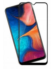 Скло броньоване Samsung Galaxy A20 (5D Black)