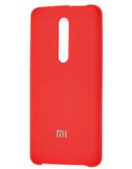 Чохол Silky Xiaomi Mi 9T / Mi 9T Pro / K20 (червоний)