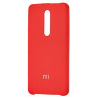 Чехол Silky Xiaomi Mi 9T / Mi 9T Pro / K20 (красный)