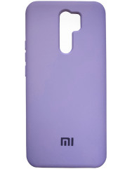 Чехол Silicone Case Xiaomi Redmi 9 (лавандовый)