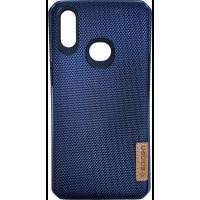 Чехол SPIGEN GRID Samsung Galaxy A20/A30 (темно-синий)