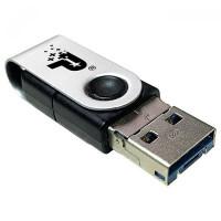 Флешка USB Patriot Trinity 3-in-1 64 GB (Type-A/Type-C/micro-USB) PEF64GTRI3USB