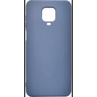 Чехол Silicone Case Xiaomi Redmi Note 9s/9 Pro (серый)