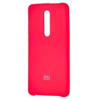 Чехол Silky Xiaomi Mi 9T / Mi 9T Pro / K20 (ярко-розовый)