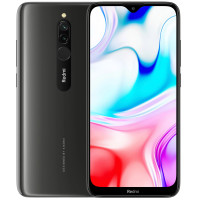 Xiaomi Redmi 8 4/64GB (Black) EU - Официальный