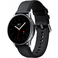 Смарт-часы Samsung SM-R820 Galaxy Watch Active 2 44mm Stainless steel (Silver)