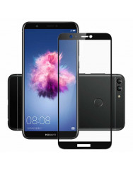 Захисне скло Huawei P SMART (3D Black)