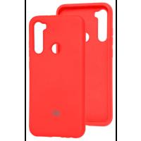 Чехол Silicone Case Xiaomi Redmi Note 8 (красный)
