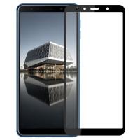 Стекло Samsung A750 Galaxy A7 (3D Black)