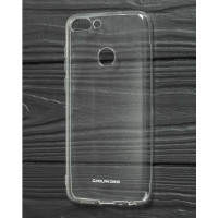Чехол Molan Jelly Huawei P Smart (прозрачный+блеск)