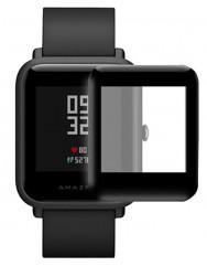 Полімерна плівка для Xiaomi Amazfit S/ Bip/ Bip Lite (5D Black)